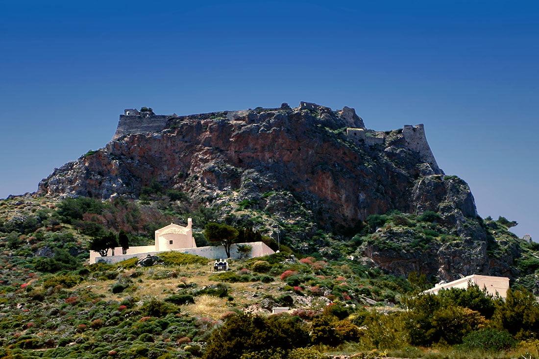 Κάστρο Χώρας Κυθήρων