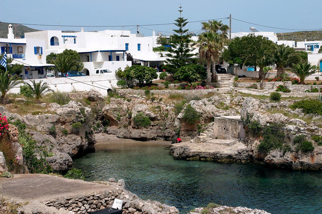 Παραλία Αβλέμονα