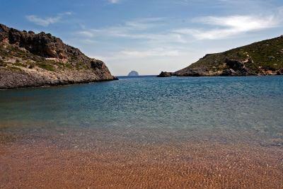 Παραλία Μελιδόνι Κύθηρα